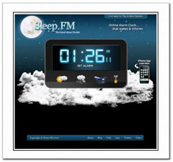 sleep.fm old design not used